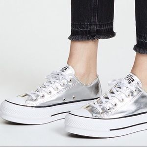 Converse All Star Lowtop Lift Sneakers
